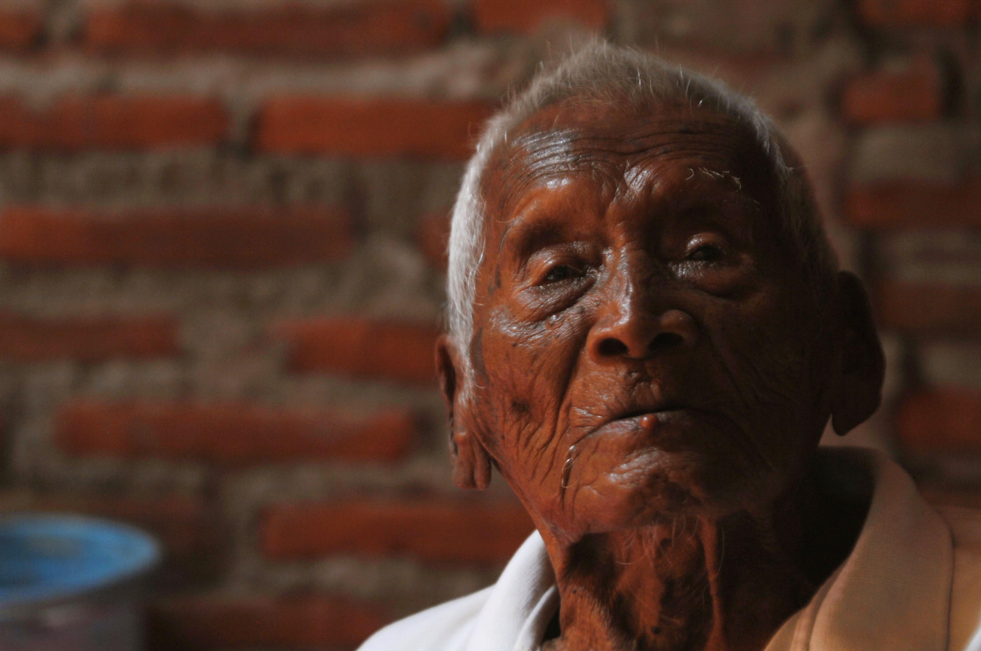 Yeryüzündeki en yaşlı adam: kim o