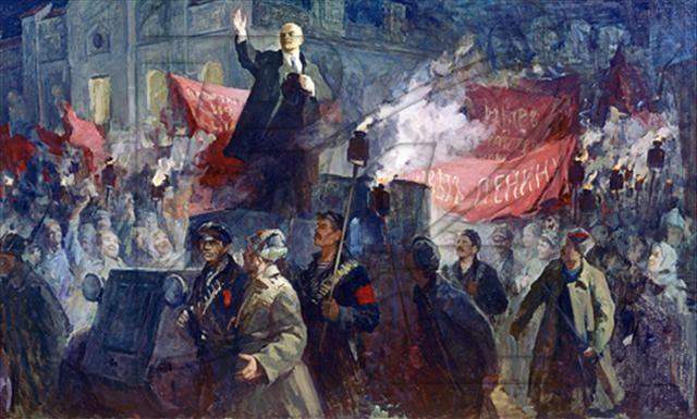 Dunyayı değiştiren devrim