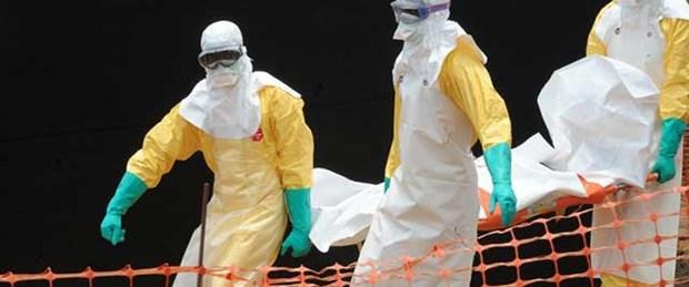 Ebola Afrika'da can alıyor
