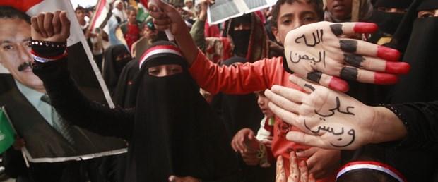 Ekonomik kriz Yemen'de halkı sokaklara döktü