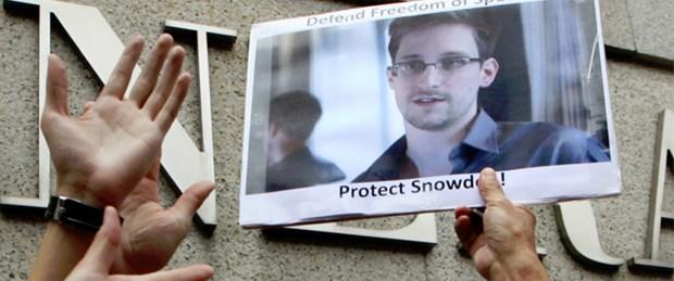 Ekvador'dan Snowden'a yeşil ışık