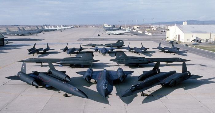 """En hızlı casus uçak """"Kara Kuş"""" geri dönüyor"""