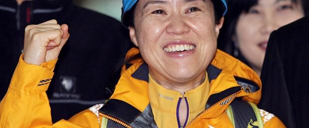 En yüksek 14 zirveye tırmanan ilk kadın