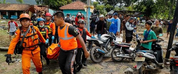 endonezya tsunami ölü
