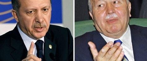 Erbakan'dan Erdoğan'a ağır sözler