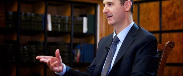 Esad kimyasal için tarih verdi
