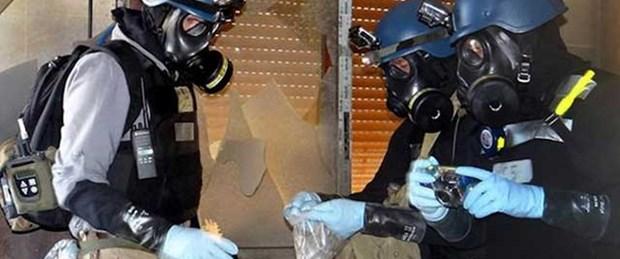 'Esad rejimi klor gazı kullandı'