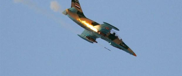 Esad Türkiye sınırını bombaladı