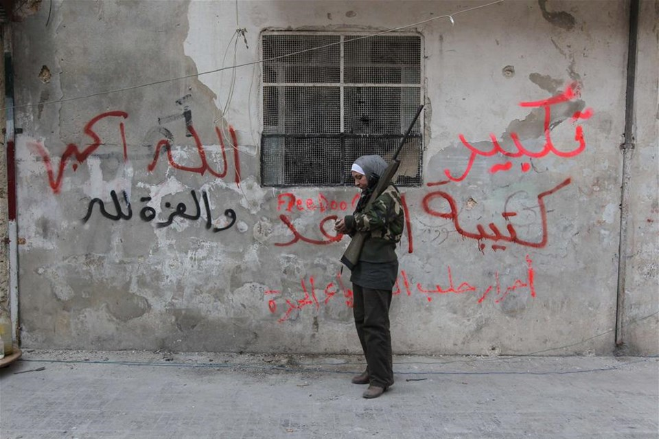 Esad'a karşı bir 'Guevara'