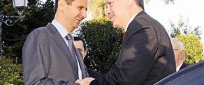 Esad'dan Erdoğan'a taziye telefonu