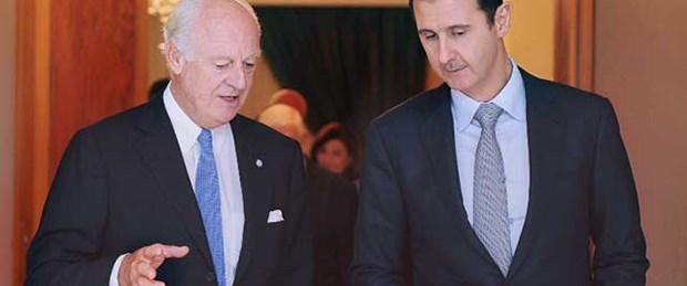 Esad'dan Obama'nın planına tepki