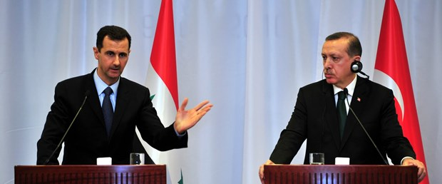 'Esad'ın kaderi Erdoğan'ın ellerinde'