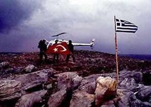 1996'da patlak verenKardak krizi iki ülkeyi savaşın eşiğine getirmişti.