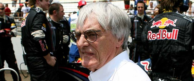 F1'in sahibine rüşvet sorgusu