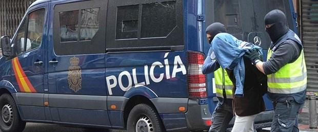 ispanya polis gözaltı