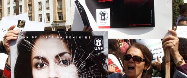 Fas'ta tecavüz utancı kalkıyor