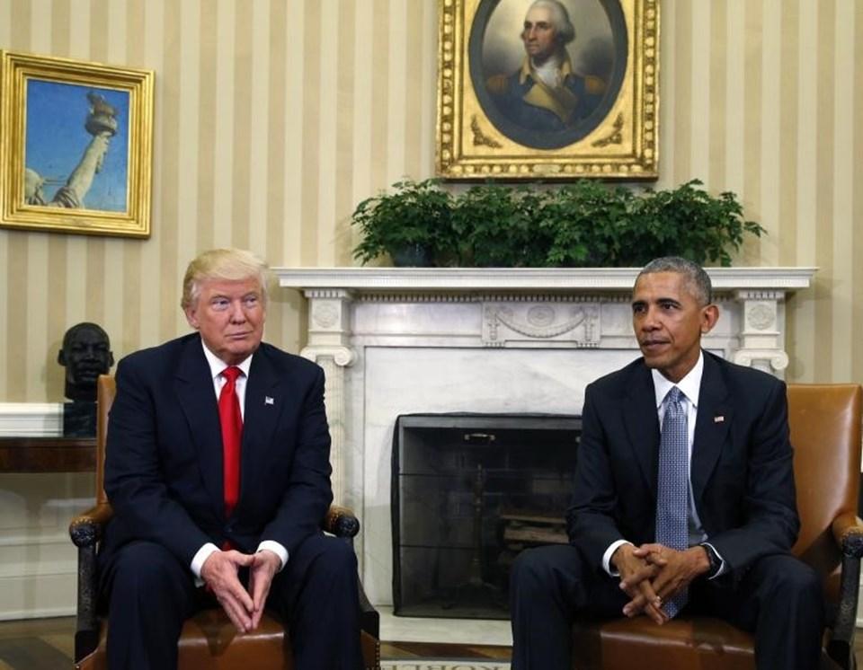 Trump, geçtiğimiz günlerde Twitter hesabından yaptığı açıklamalarla Obama'nın seçim öncesi dinlenmesi yönünde emir verdiğini iddia etmişti. Obama'nın danışması ise söz konusu iddiayı kesin bir dille yalanlamıştı.