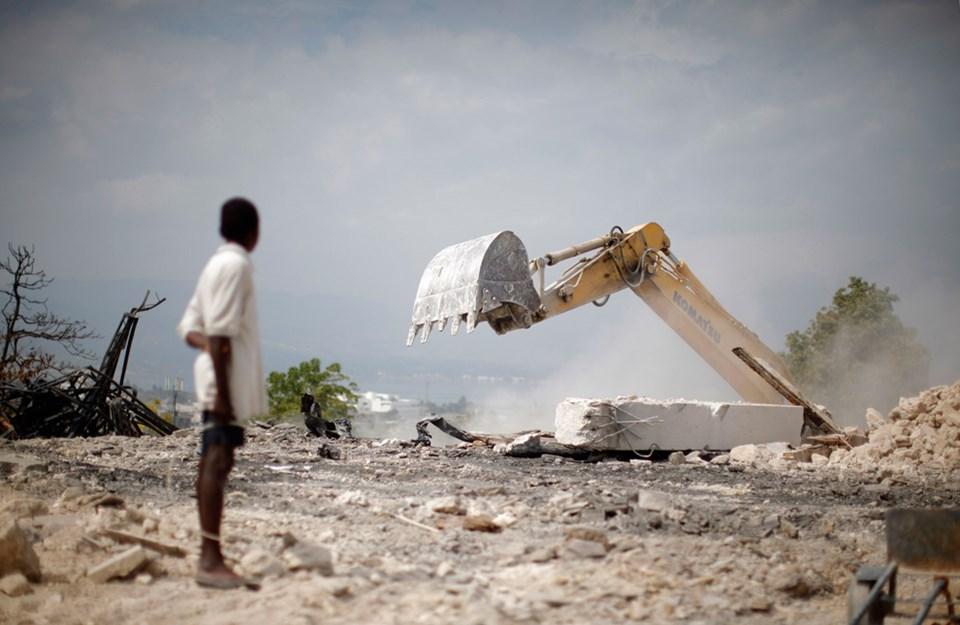 Felaketten 70 gün sonra Haiti