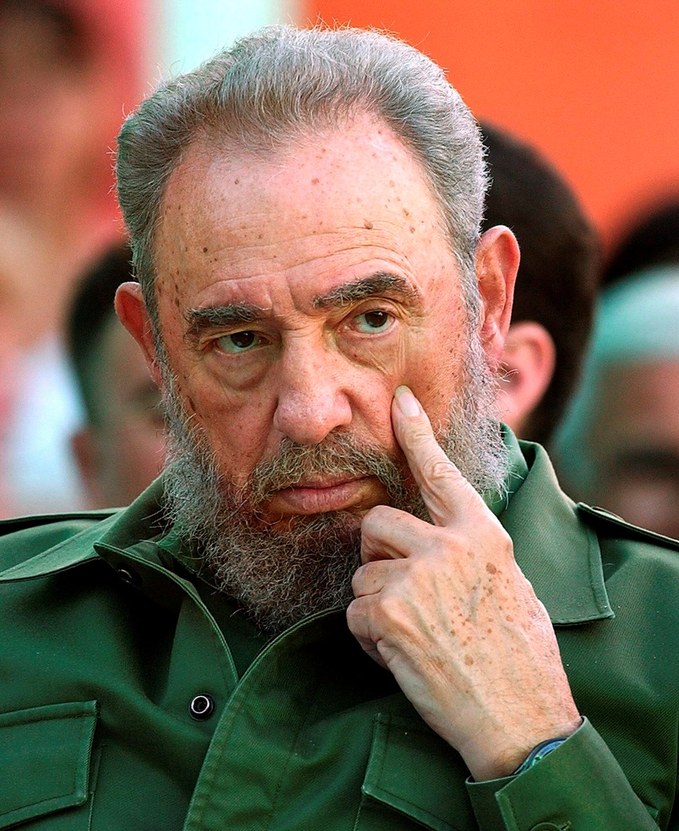 the political ideology of fidel castro Fidel alejandro castro ruz was born on his ideology was basically fidel castro's leadership and ability to inspire and mobilize the masses has.