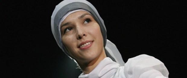 Filistin güzeli Hamas engeline takıldı
