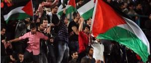 Filistin için en özel maç