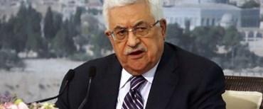 Filistin Lideri'nden müzakere şartı