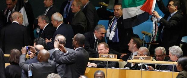 Filistin'e 'devlet' statüsü