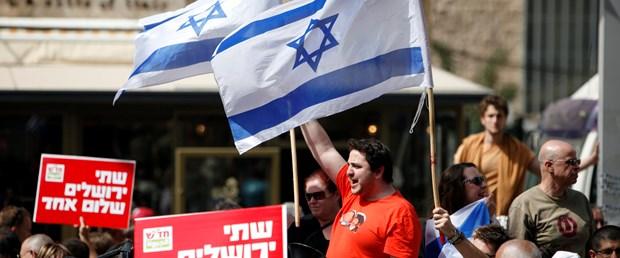Filistin'in bağımsızlığı İsrail'de ilan edildi