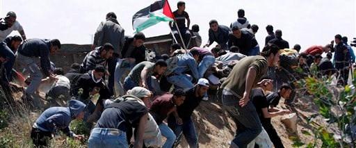 Filistinli çocuk İsrail ateşinde öldü