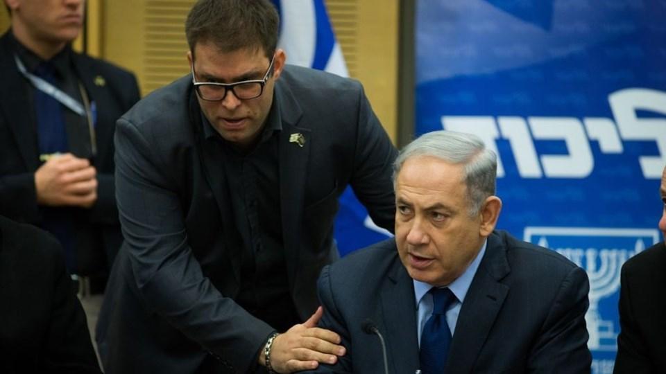 Oren Hazan ve Netanyahu