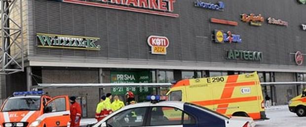Finlandiya'da market baskını: 6 ölü