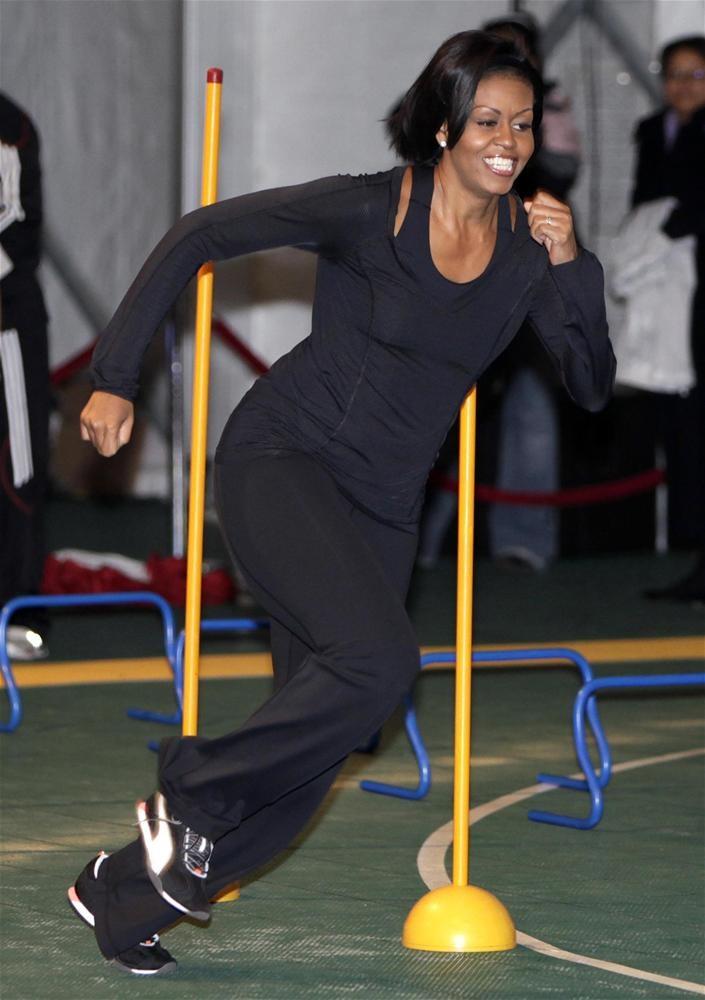 First Lady sahada