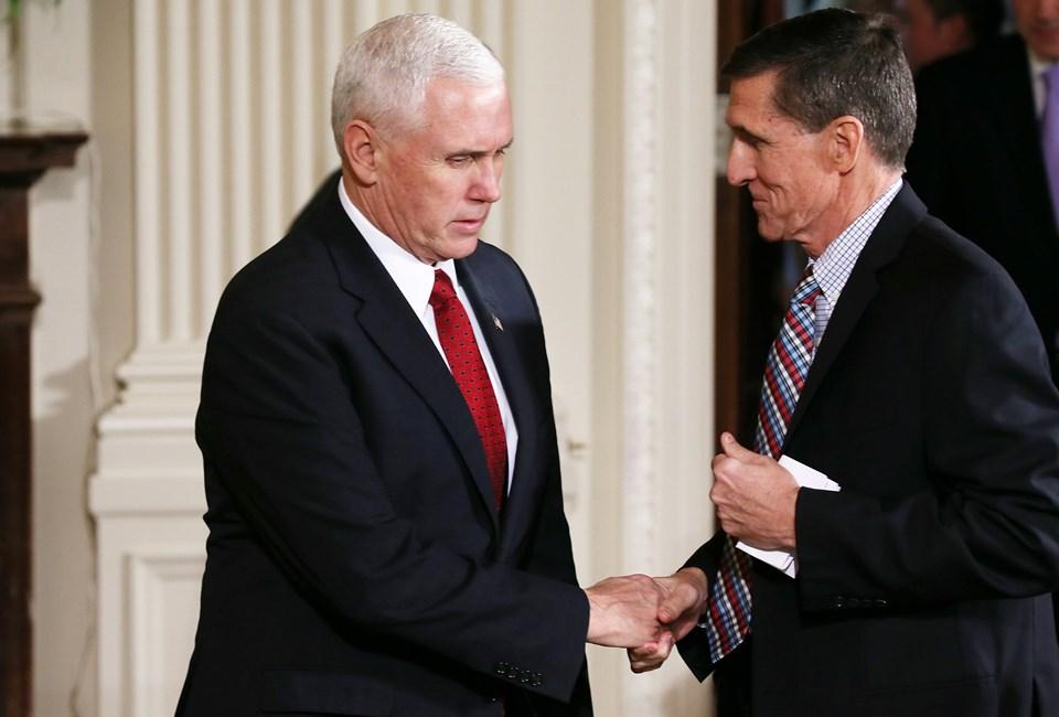 Mike Pence ve Michael Flynn