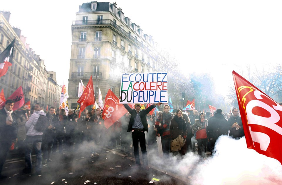 Fransa hakkını arıyor