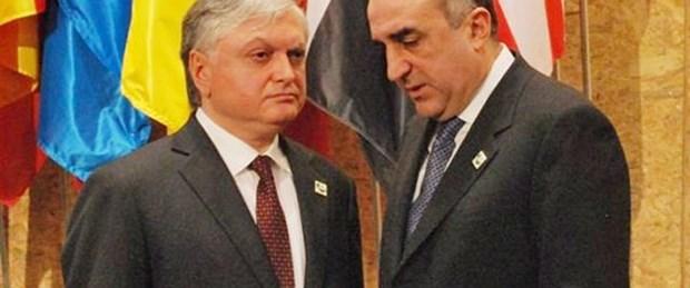 Fransa'da Azeri-Ermeni zirvesi