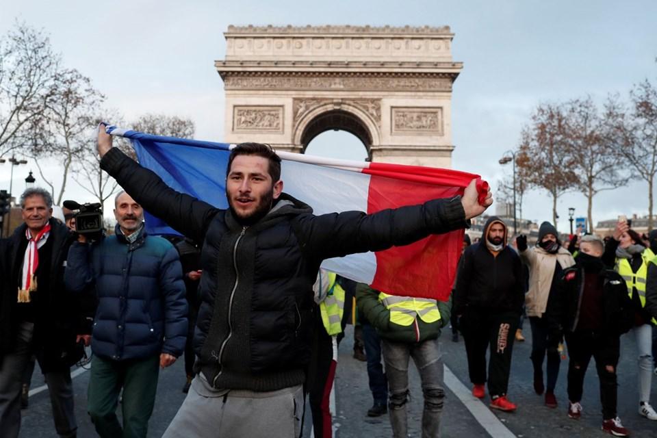 PROTESTOLAR NASIL BAŞLADI?