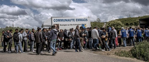 fransa mülteci kampı orepasyon190917.jpg