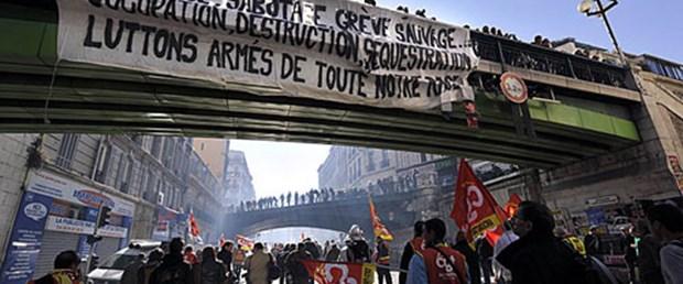 Fransa'da sınıf savaşı 2010