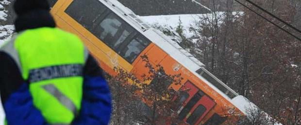 Fransa'da tren kazası: 2 ölü