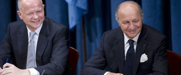 Fransa'dan Esad'a kimyasal silah uyarısı