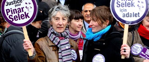 Fransa'dan Pınar Selek'le dayanışma