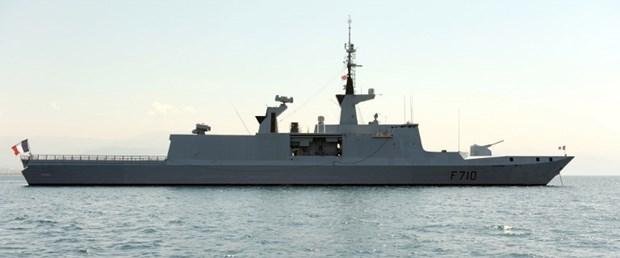 fransa La Fayette savaş gemisi kıbrıs120717.jpg