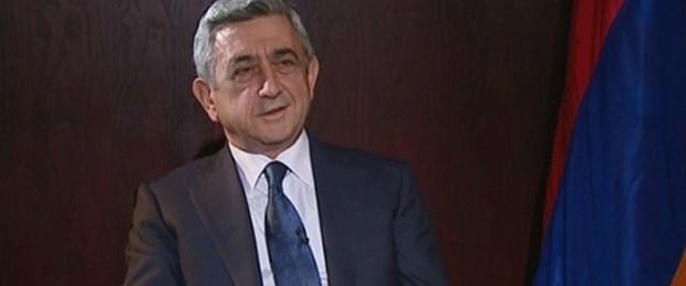 Fransız TV'si Sarkisyan'ı kızdırdı
