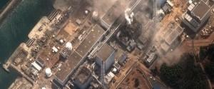 Fukuşima'dan yine dumanlar yükseliyor