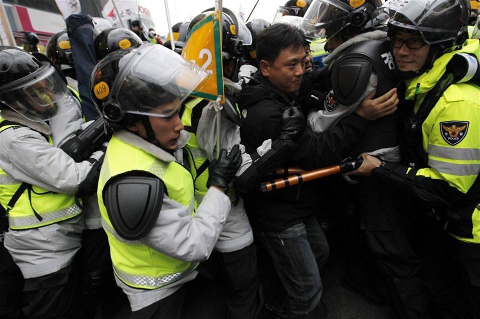 G-20 nerede, eylemciler orada
