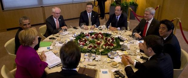 G7: Suriye'deki seçimler düzmece