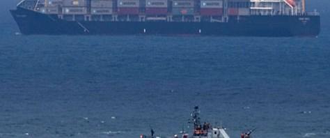 Gazze filosuna yine İsrail baskını