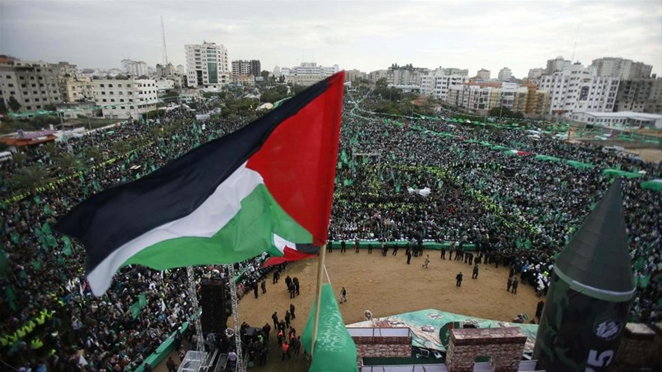 hamas essay Hamas is a militant anti-¬peace process organization bent on israel's total destruction and the establishment of a palestinian state, an islamic theocracy, in israel's place.