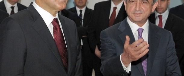 Guardian: Türk-Ermeni soğukluğu eriyor