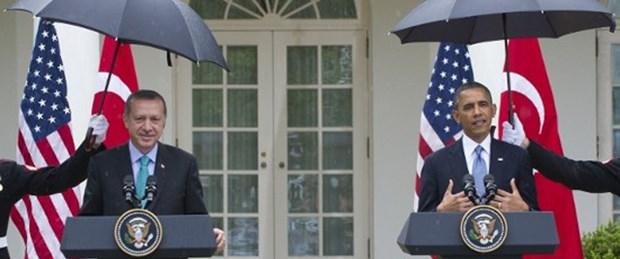 'Gül Bahçesi'nde yağmur sürprizi